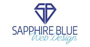 Sapphire Blue Web Design